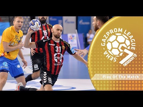 Play of the match: Timur Dibirov (Vardar vs Celje PL)