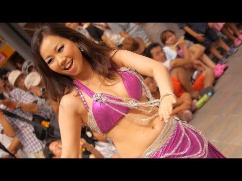 このベリーダンスがすごい 2013 Japanese Belly dancer