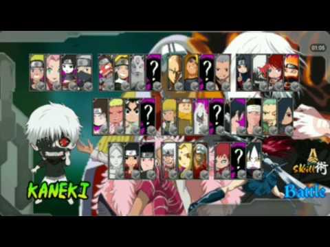 Naruto Senki Anime Warrior By Praz Action News Abc Action News