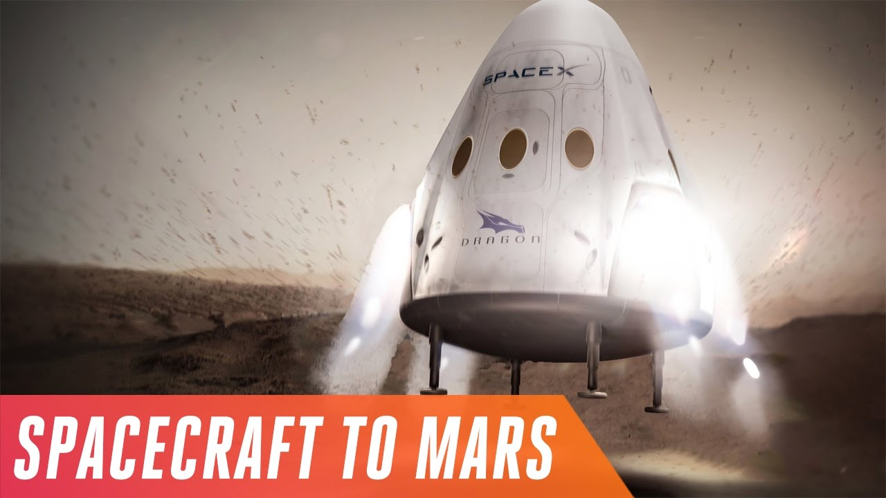 SpaceX is sending spacecraft to Mars in 2018 thumbnail