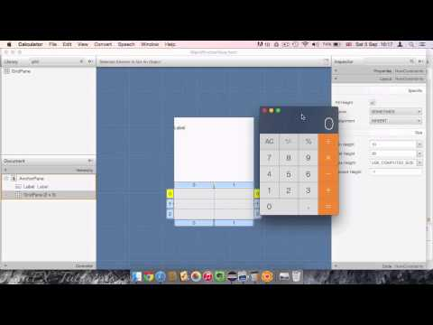 Java Programming Tutorial: Beautiful Calculator Design – From start to finish!