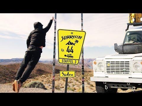 Gibt es Campingstühle auch in schön?   Defender Wohnmobil   REISE-DOKU-VLOG³ N°44