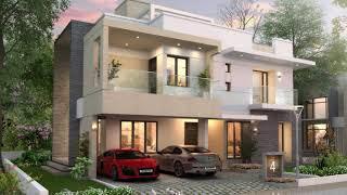 4 BHK House & Villa for Sale in Cheranalloor, Kochi