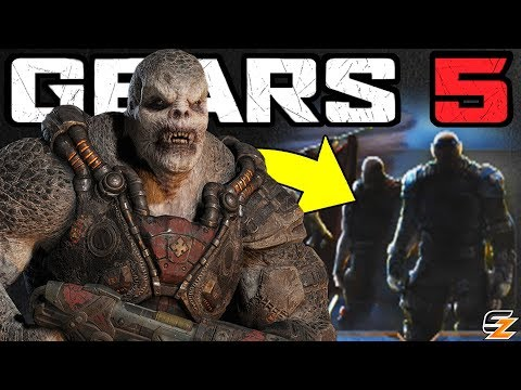 GEARS 5 News - New OPERATION 2 Characters Teased! Locust CONFIRMED in Gears 5!