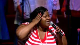 Be Grateful Salem's Young Adult Choir w/ Candice Sanders and Cinque Cullar