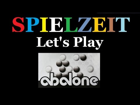 SPIELZEIT! - LET'S Play:   Abalone
