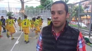 Entrenador, Carlos Mario Mesa