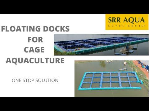 Modular Fish Cage Culture