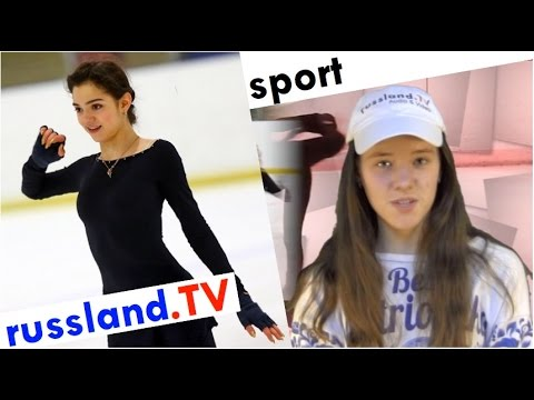 Eiskunstlauf-EM: Medwedjewa überragend  [mit Video-Classics]