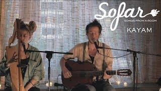 KAYAM - Ground | Sofar Cologne
