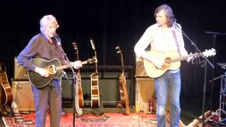 Joel & Bill Plaskett April 7 2017 Hamilton Absentminded Melody into Hard Times Come Again No More