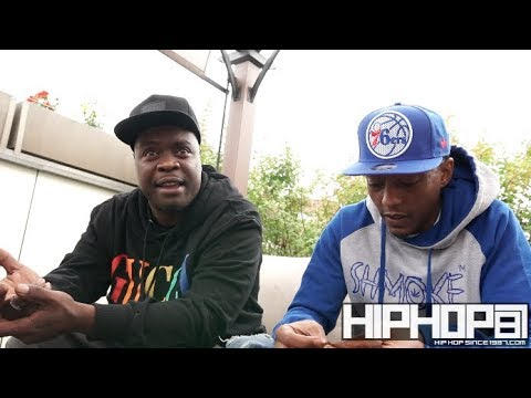 """E-Ness Links Up With Cassidy and Talks about The URL """"Lockdown"""" Event"""
