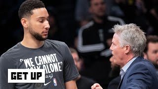 The 76ers don't respect coach Brett Brown anymore – Matt Barnes | Get Up