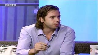 Paulo Rebelo à Conversa Com Ricardo Couto - Porto CANAL