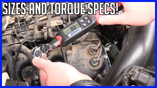 How to Replace Spark Plugs Ford F-150 3.5L
