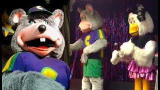 Top 10 Chuck E Cheese Animatronic Malfunctions | Chuck E. Cheese History