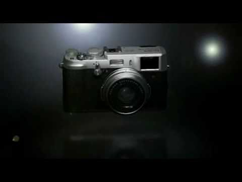 New 2011 Fujifilm FinePix X100 premium RF type Digital Camera  official Video