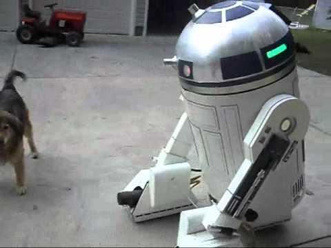Drivable R2-D2
