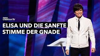 Elisa und die sanfte Stimme der Gnade I New Creation TV Deutsch