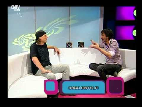 Hugo Bistolfi video Entrevista CM - Junio 2015