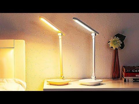 Светодиодная настольная лампа Zokon / Zokon LED table lamp