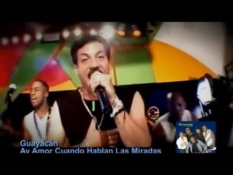 Orquesta Guayacán - Cuando hablan las miradas - Salsa Colombia (Official Music Video) Audio Original