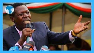 CS Eugene Wamalwa speaks about the need to harmonize laws