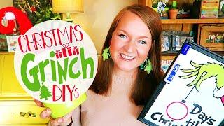 Christmas Grinch DIY | Christmas Decor | Kids Christmas Room