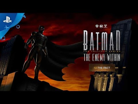 Batman: The Enemy Within – Episode Two Trailer | PS4 thumbnail