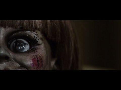 Video trailer för Annabelle - Trailer - Official Warner Bros.