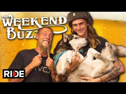 Chris Gregson & Greyson Fletcher: New Pro, Skate Homework, Surfing! Weekend Buzz ep. 105 pt. 1