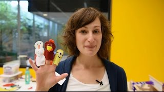 How-To: Make Finger Puppets