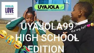 Uyajola 99 SCHOOL EDITION (parody)😭😂🔥