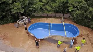 Swimming pool builders