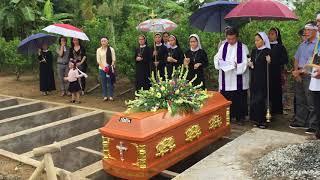 Lễ an táng dì Têrêsa Nguyễn Ngọc Sương ( p10 )