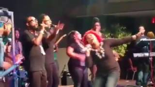 Alexis Spight  - You Get All The Glory - LIVE!