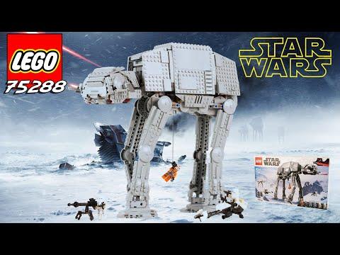 Vidéo LEGO Star Wars 75288 : AT-AT
