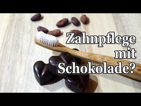Zähne putzen mit Schokolade? Xylitol und Kokosöl gegen Karies! (natürliche Zahnpasta)