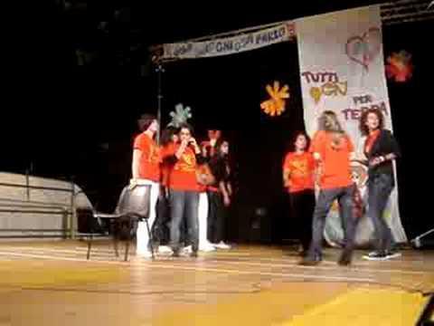 Grest Alia, presentazione serata finale 2008