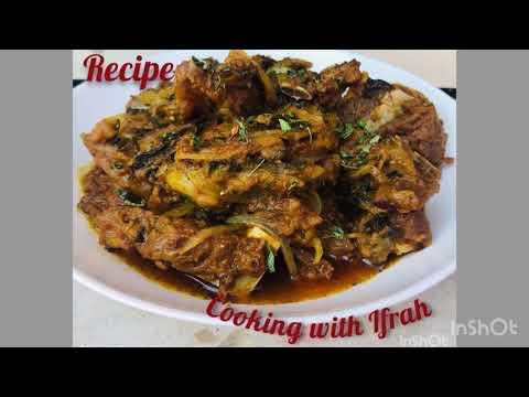 karela gosht recipe in Urdu by Cooking with Ifrah