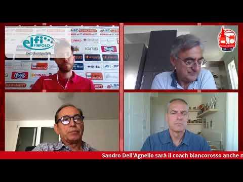 Sandro Dell'Agnello: rinnovo per due stagioni