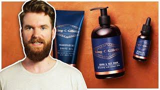King C. GILLETTE | Rasierer und Pflege Produkte im TEST! | Enttäuscht.