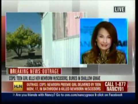 Meg Strickler on HLN's Nancy Grace February 11, 2011