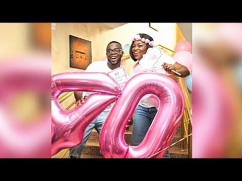 JJC Skillz Surprises Wife Funke Akindele with Expensive Gift on Her Birthday