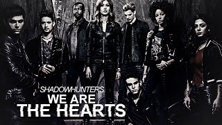 Shadowhunters Characters -We Are The Hearts