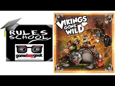 Learn How to Play Vikings Gone Wild with the Game Boy Geek
