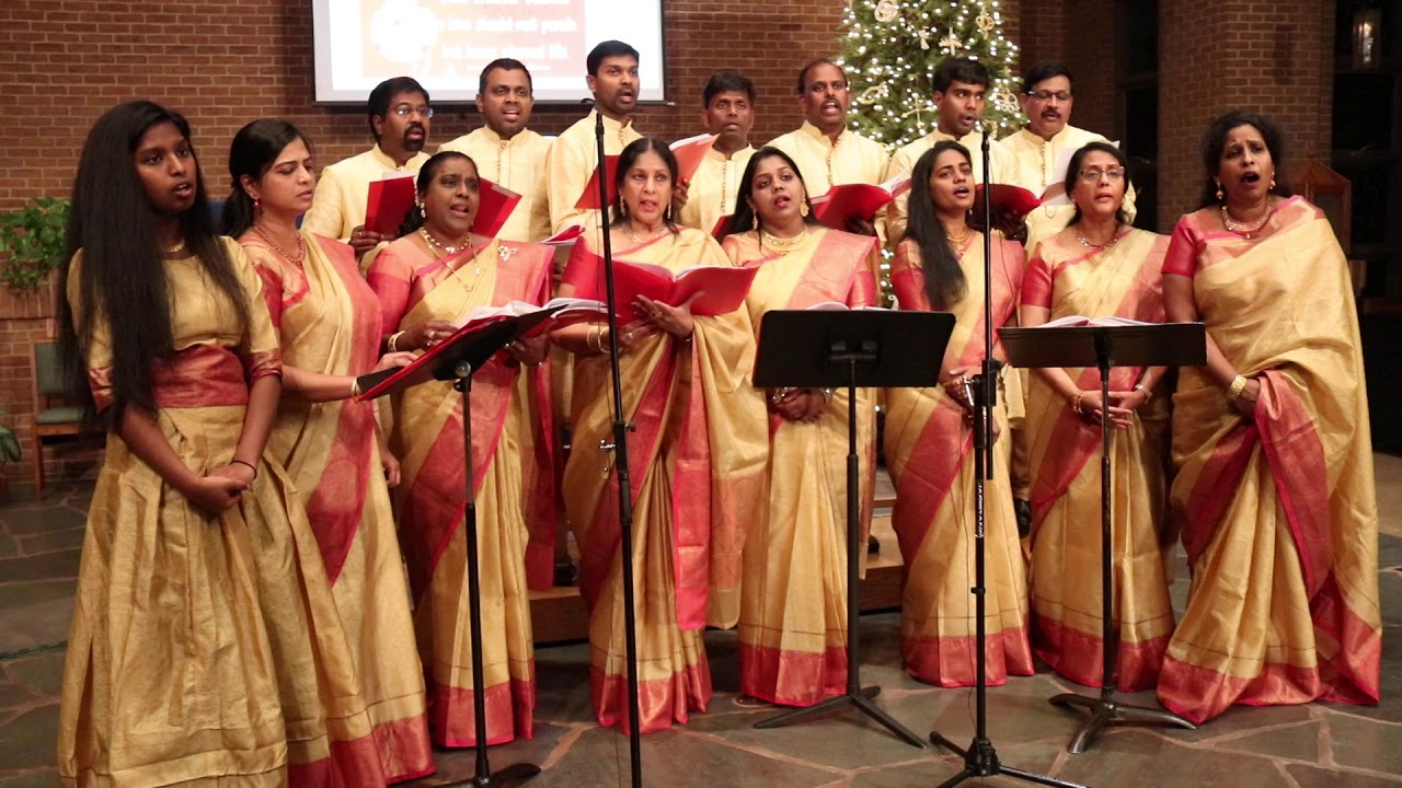 VIDEO: Puthiyoru Padal by Choir