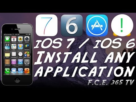 How to Install Unsupported Apps on iOS 7.1.2 or iOS 6 Any iPhone
