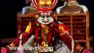 Kutiyattam- Kailasodharanam