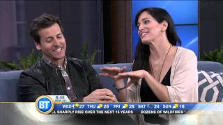 Chantal Kreviazuk and Raine Maida chat about their collaboration